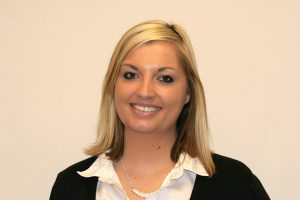 Ashley Powell - Front Office Receptionist